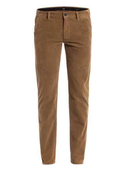 BOSS Cordhose Slim Fit, Farbe: COGNAC (Bild 1)