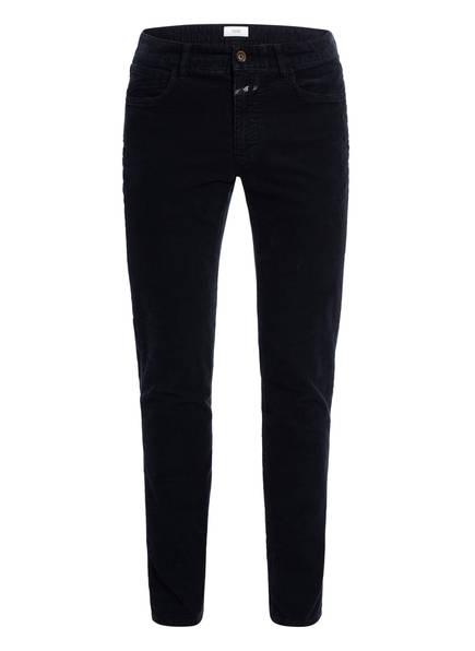 CLOSED Cordhose UNITY Slim Fit, Farbe: DUNKELBLAU (Bild 1)