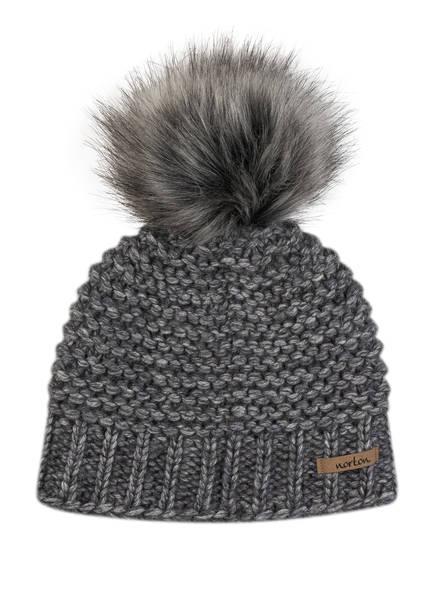 norton Mütze, Farbe: GRAU MELIERT (Bild 1)