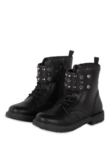 GEOX Boots, Farbe: SCHWARZ (Bild 1)