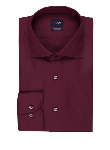 JOOP! Hemd MIKA Modern Fit, Farbe: DUNKELROT (Bild 1)