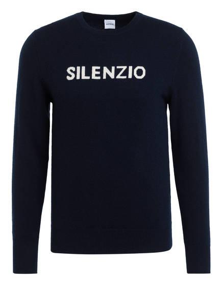 ASPESI Cashmere-Pullover, Farbe: DUNKELBLAU (Bild 1)