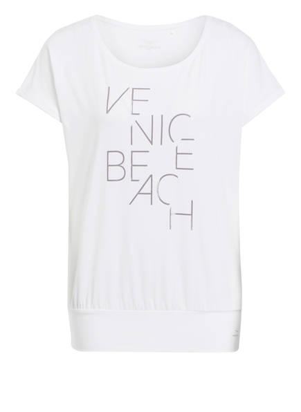 VENICE BEACH T-Shirt LETIZIA, Farbe: WEISS (Bild 1)