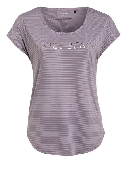 VENICE BEACH T-Shirt LEYTON, Farbe: AMETHYST (Bild 1)
