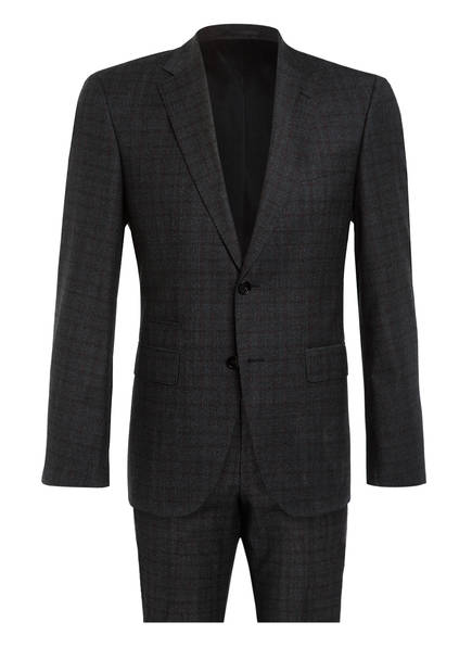 BOSS Anzug JOUNES/LUN Regular Fit, Farbe: DUNKELGRAU (Bild 1)