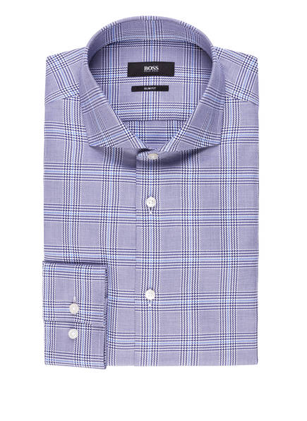 BOSS Hemd JASON Slim Fit, Farbe: BLAU/ HELLBLAU (Bild 1)