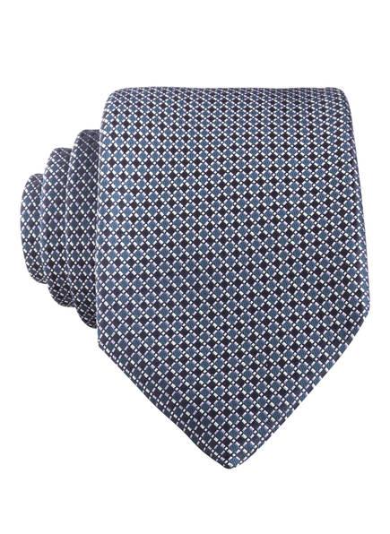 BOSS Krawatte, Farbe: DUNKELBLAU/ HELLBLAU/ WEISS (Bild 1)