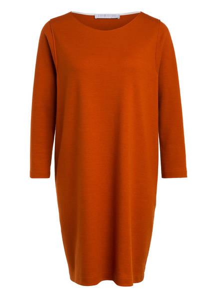 HARRIS WHARF LONDON Wollkleid, Farbe: DUNKELORANGE (Bild 1)
