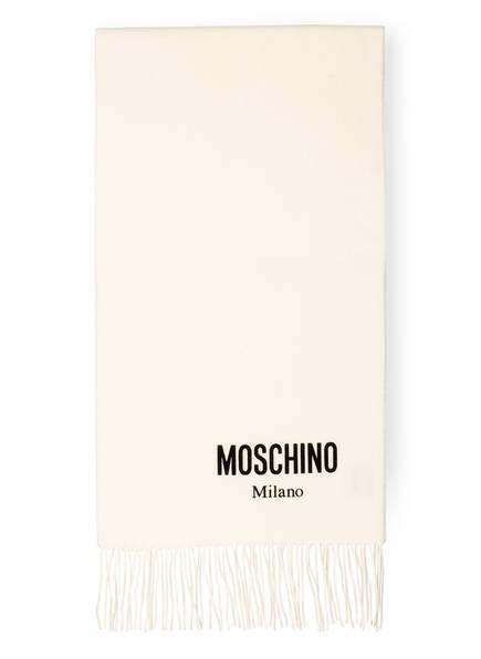 MOSCHINO Schal, Farbe: CREME (Bild 1)