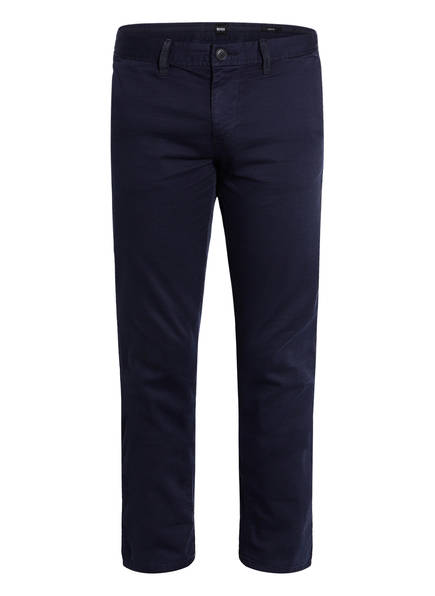 BOSS Chino MODERN Slim Fit , Farbe: DUNKELBLAU (Bild 1)