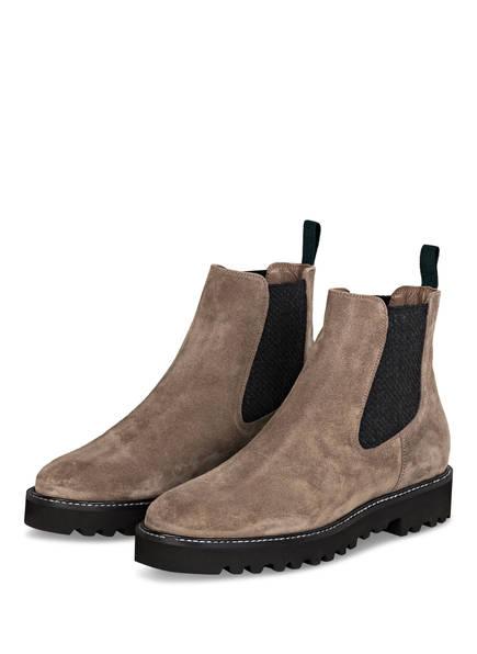VIAMERCANTI Chelsea-Boots AUSILIA, Farbe: TAUBE (Bild 1)