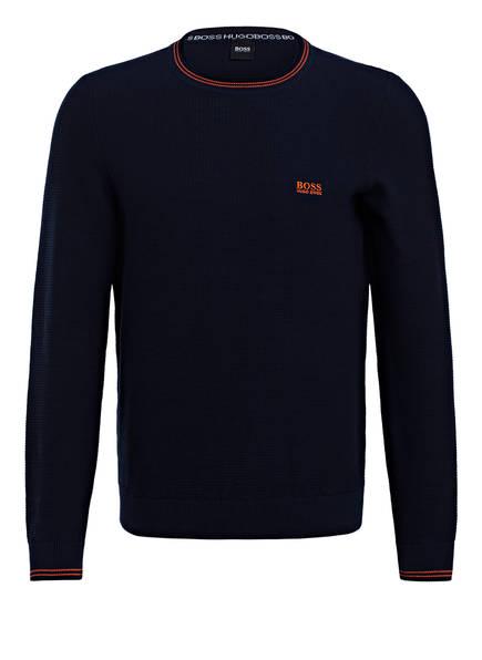 BOSS Pullover RIDNEY, Farbe: NAVY (Bild 1)