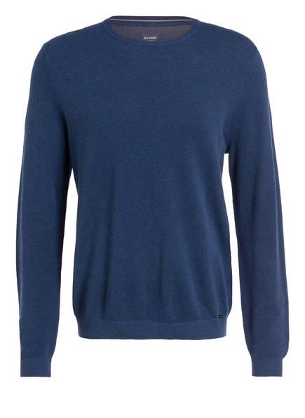 OLYMP Pullover, Farbe: BLAU (Bild 1)