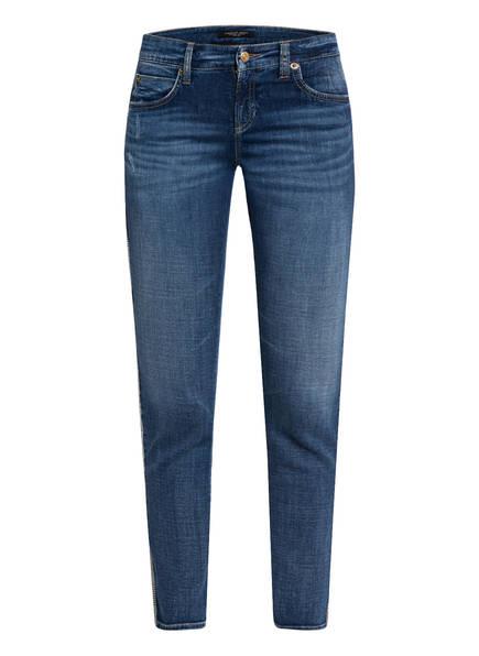 CAMBIO Jeans TESS mit Galonstreifen, Farbe: ATUHENTIC LIVELY WORN (Bild 1)
