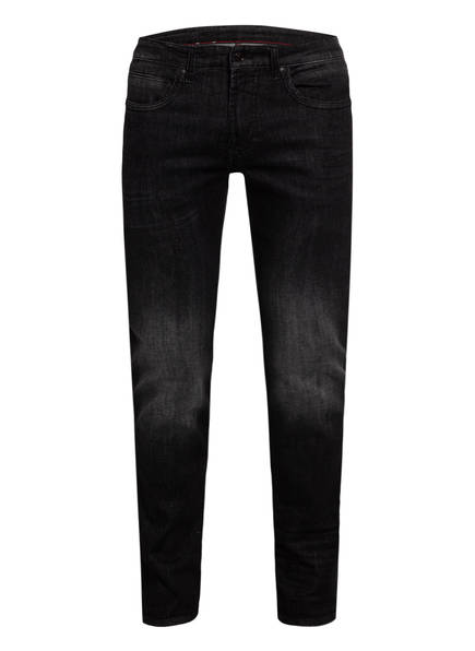 MAC Jeans ARNE Slim Fit, Farbe: BLACK VINTAGE USEDBLACK (Bild 1)