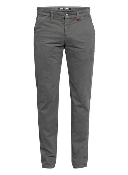 MAC Chino LENNOX Modern Fit, Farbe: GRAU/ SCHWARZ (Bild 1)