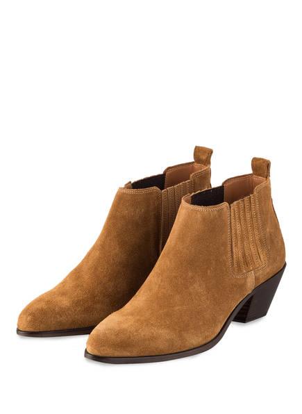 CLOSED Chelsea-Boots, Farbe: COGNAC (Bild 1)