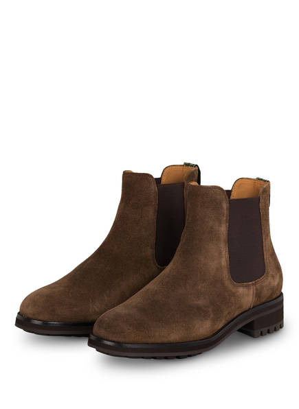 POLO RALPH LAUREN Chelsea-Boots BRYSON , Farbe: BRAUN (Bild 1)