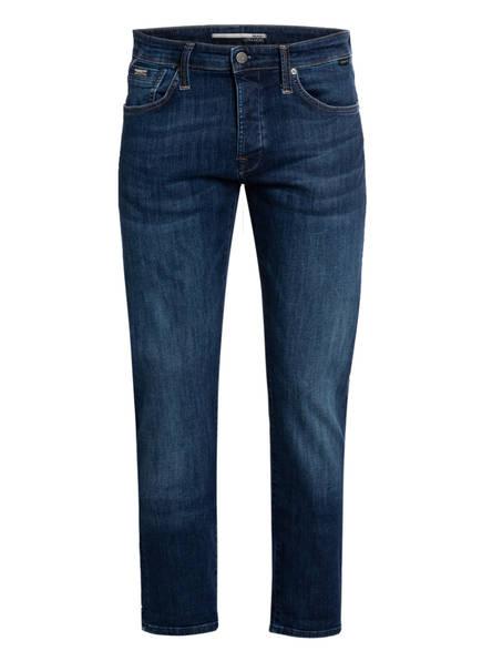 mavi Jeans YVES Slim Fit, Farbe: DARK BRUSHED ULTRA MOVE BLUE (Bild 1)