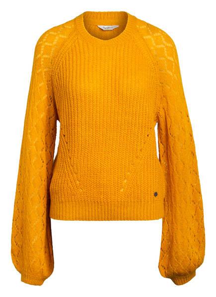Pepe Jeans Pullover Weekgirl gelb
