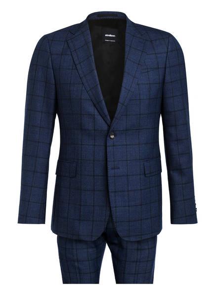 strellson Anzug CERF-MANDOR Slim Fit, Farbe: DUNKELBLAU/ SCHWARZ (Bild 1)