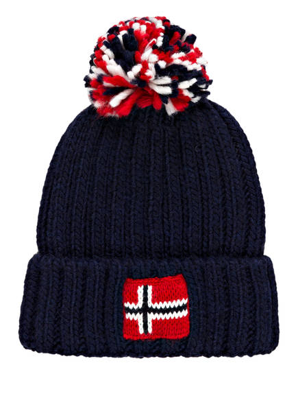 NAPAPIJRI Mütze SEMIURY, Farbe: MARINE (Bild 1)