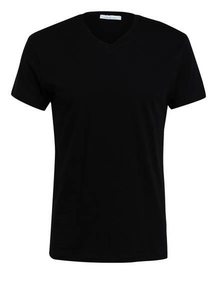 SAMSØE  SAMSØE T-Shirt KRONOS, Farbe: SCHWARZ (Bild 1)