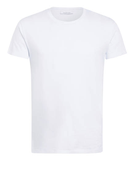 SAMSØE & SAMSØE T-Shirt KRONOS, Farbe: WEISS (Bild 1)