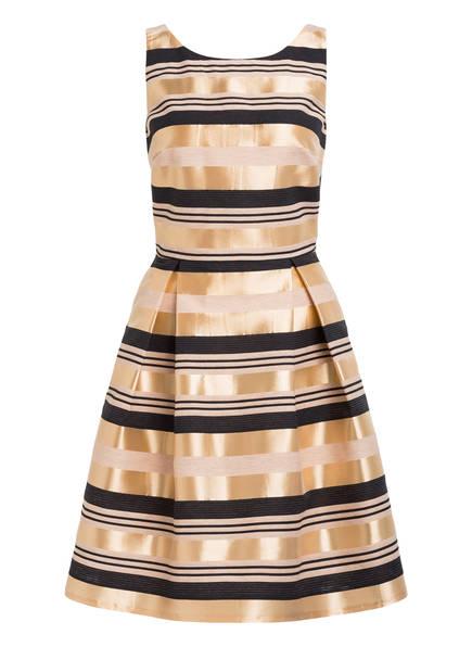 SWING Kleid, Farbe: GOLD/ DUNKELGRAU (Bild 1)