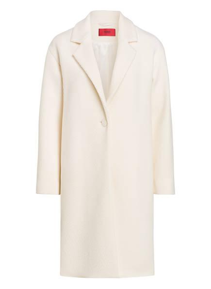 HUGO Tweed-Mantel MARENAS, Farbe: ECRU (Bild 1)