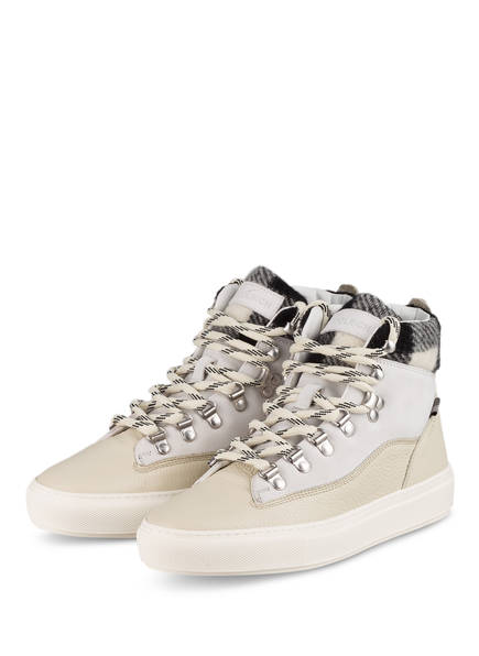WOOLRICH Hightop-Sneaker, Farbe: BEIGE/ HELLGRAU (Bild 1)