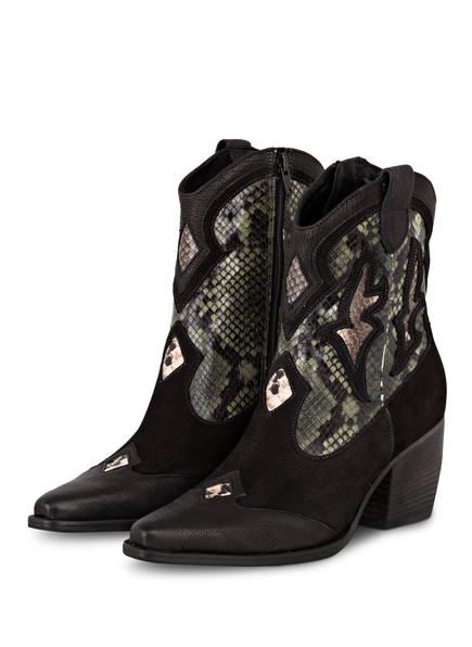 KENNEL & SCHMENGER Cowboy Boots LUNA, Farbe: SCHWARZ (Bild 1)