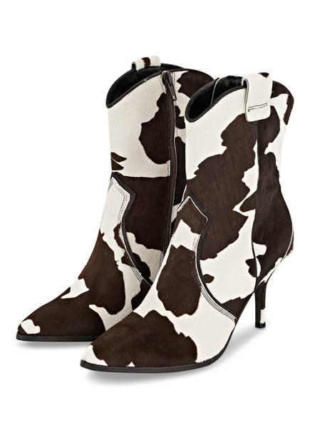 KENNEL & SCHMENGER Cowboy Boots CAMILLE , Farbe: BRAUN/ BEIGE (Bild 1)