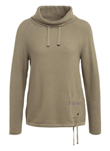 monari Sweatshirt, Farbe: OLIV (Bild 1)