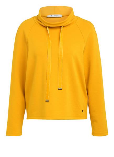 monari Sweatshirt, Farbe: DUNKELGELB (Bild 1)