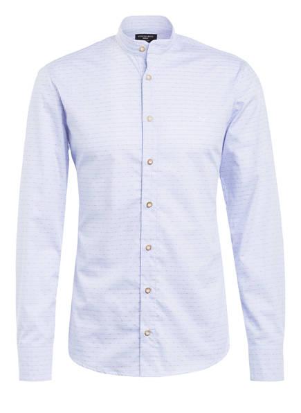 CocoVero Trachtenhemd FINLEY, Farbe: HELLBLAU/ WEISS (Bild 1)