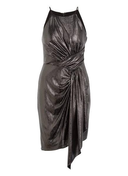 ADRIANNA PAPELL Kleid , Farbe: SCHWARZ/ SILBER (Bild 1)