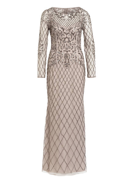 ADRIANNA PAPELL Kleid , Farbe: HELLGRAU (Bild 1)