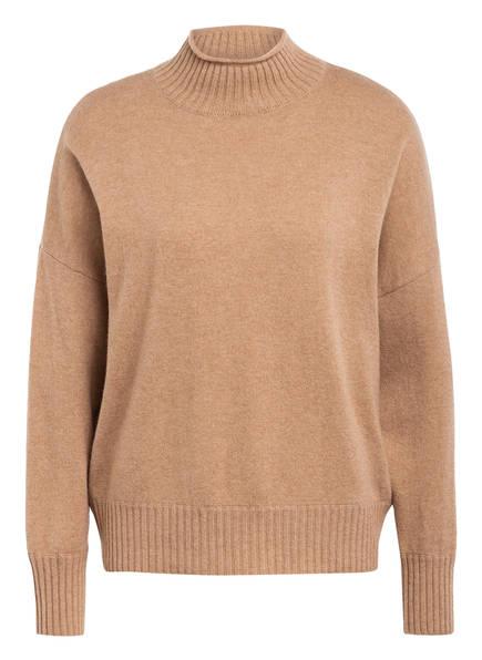 ALLUDE Pullover, Farbe: CAMEL (Bild 1)