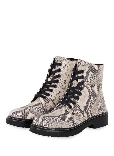 BULLBOXER Boots, Farbe: BEIGE/ SCHWARZ (Bild 1)