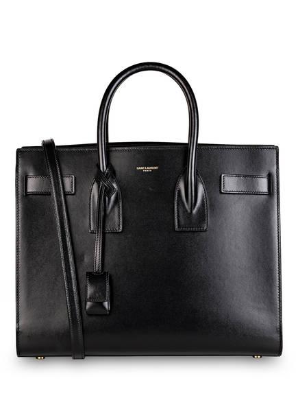 SAINT LAURENT Handtasche SAC DE JOUR SMALL , Farbe: SCHWARZ (Bild 1)