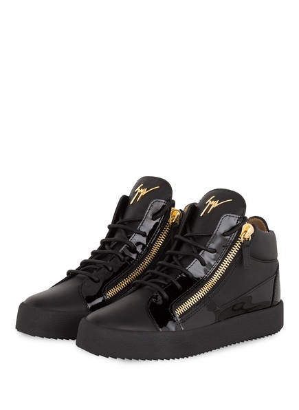 GIUSEPPE ZANOTTI DESIGN Hightop-Sneaker KRISS , Farbe: SCHWARZ (Bild 1)