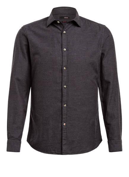 CINQUE Hemd CISTEVE Slim Fit, Farbe: DUNKELGRAU (Bild 1)
