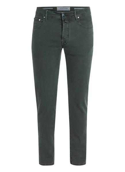 JACOB COHEN Jeans J688 Comfort Fit, Farbe: DUNKELGRÜN (Bild 1)