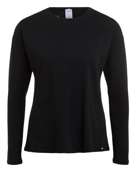 Skiny Lounge-Shirt, Farbe: SCHWARZ (Bild 1)