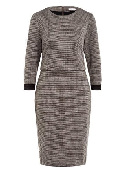 PESERICO Kleid mit 3/4-Arm, Farbe: GRAU (Bild 1)