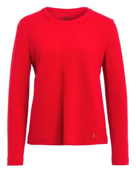 ZAÍDA Sweatshirt, Farbe: ROT (Bild 1)