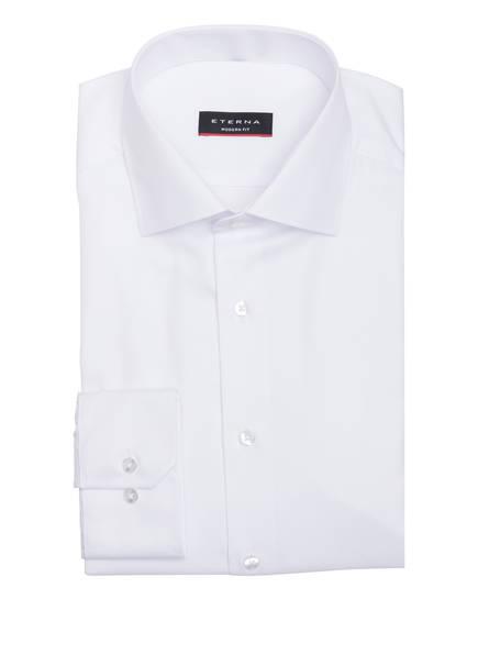 ETERNA Hemd Modern Fit, Farbe: WEISS (Bild 1)