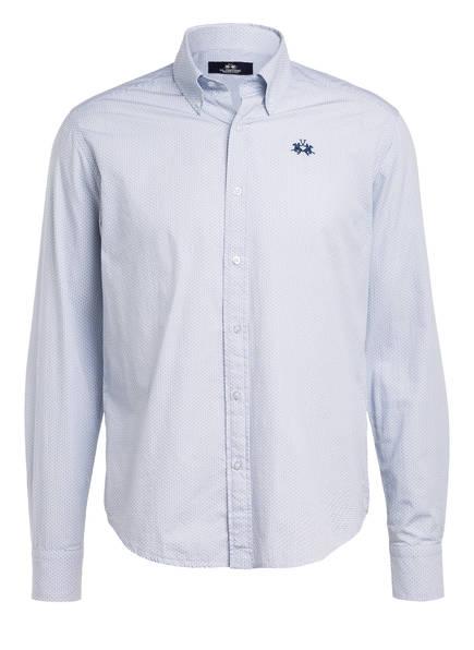 LA MARTINA Hemd Regular Fit, Farbe: BLAU (Bild 1)