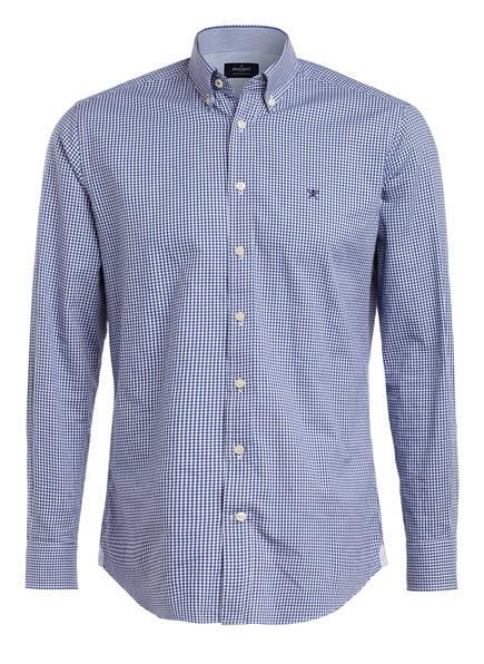 HACKETT LONDON Hemd BROMPTON Slim Fit, Farbe: BLAU/ WEISS (Bild 1)